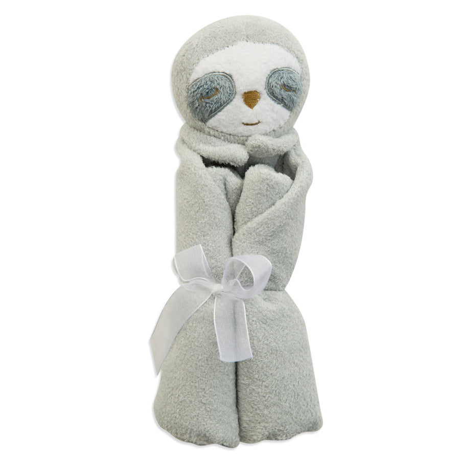 Grey Sloth - Blankie - Angel Dear - joannas-cuties