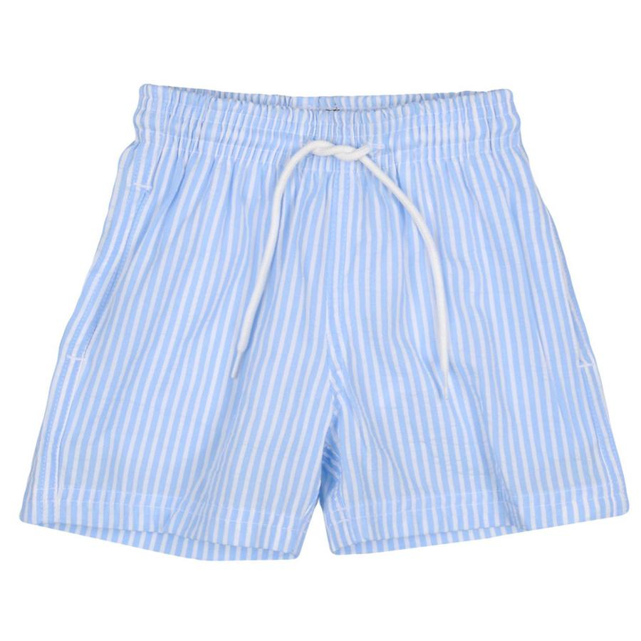 Blue Stripe Trunks - Stella Cove - joannas-cuties