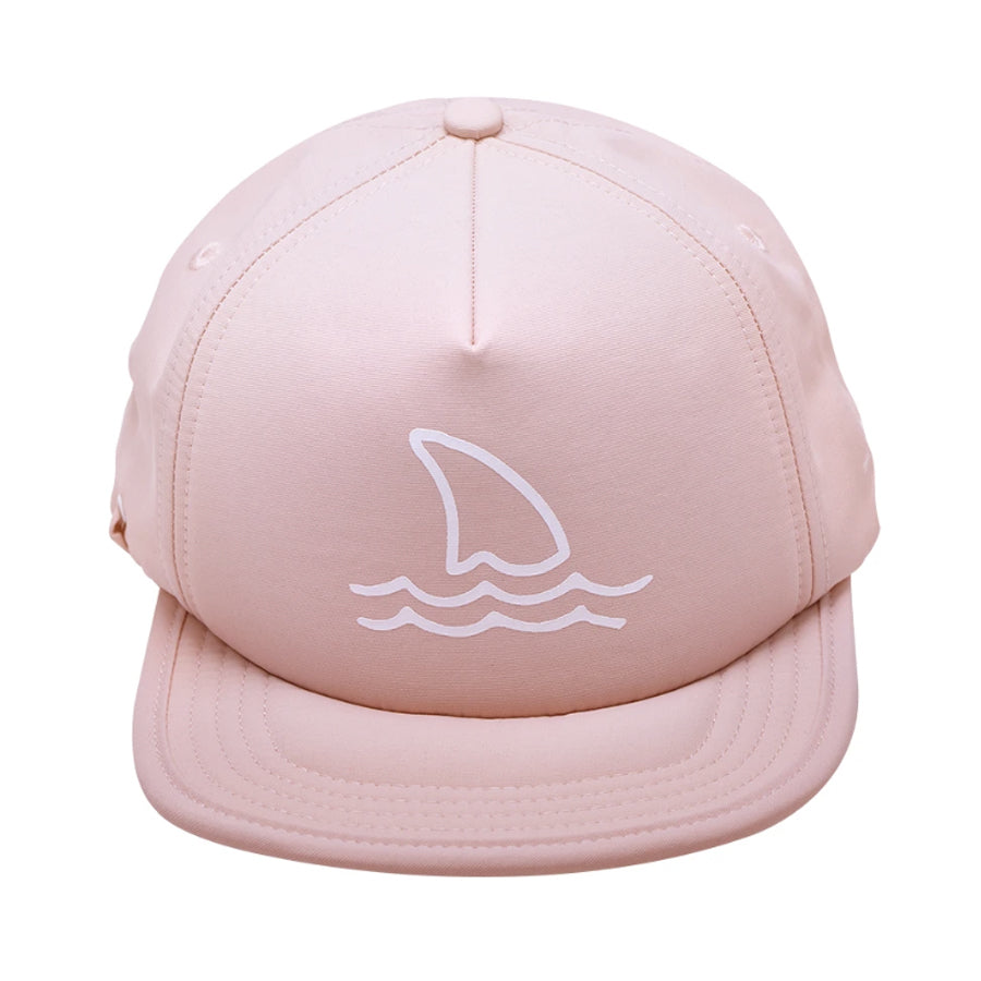 Blush Shark Fin - Trucker / Sun Hat
