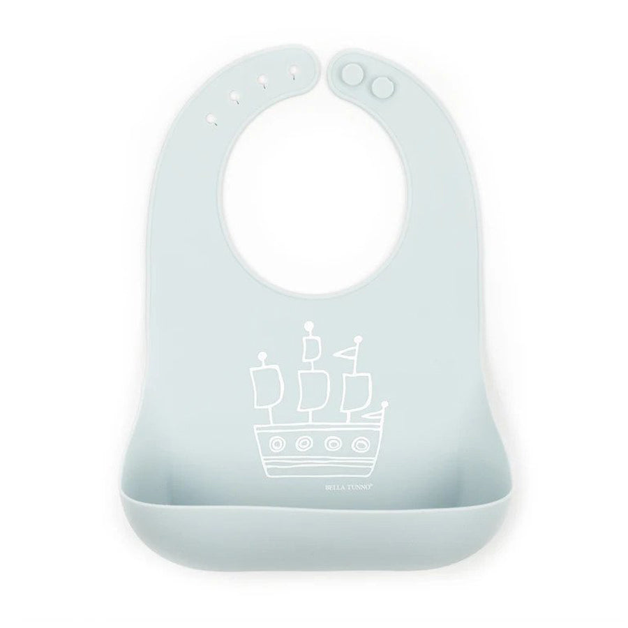 Boat Wonder Bib-Bella Tunno-Joanna's Cuties