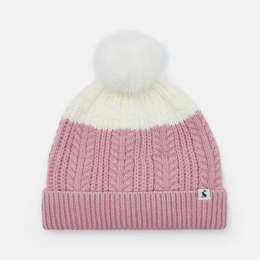 Bobble Hat - Joules - joannas-cuties