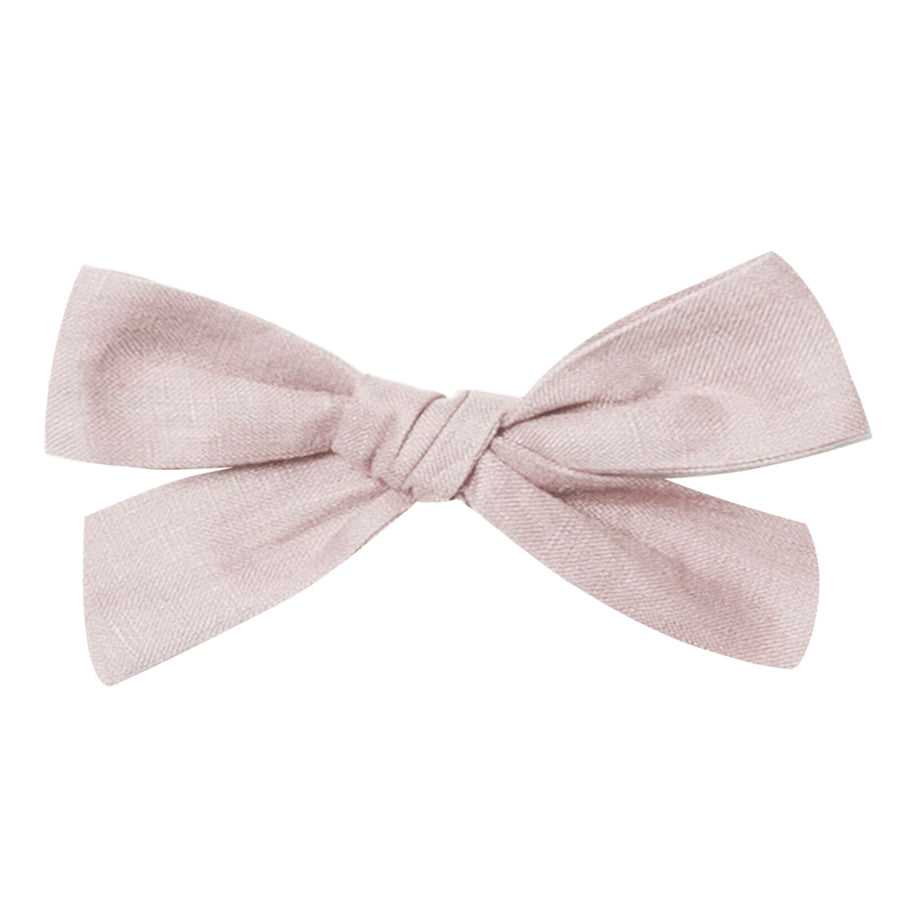 Bow Tie With Clip - Lilac-Rylee + Cru-Joanna's Cuties