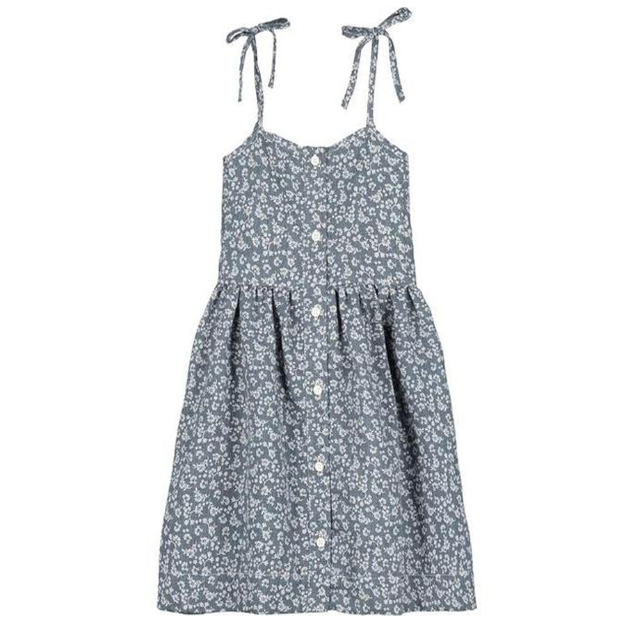 Brooklyn Dress In Blue-Vignette-Joanna's Cuties