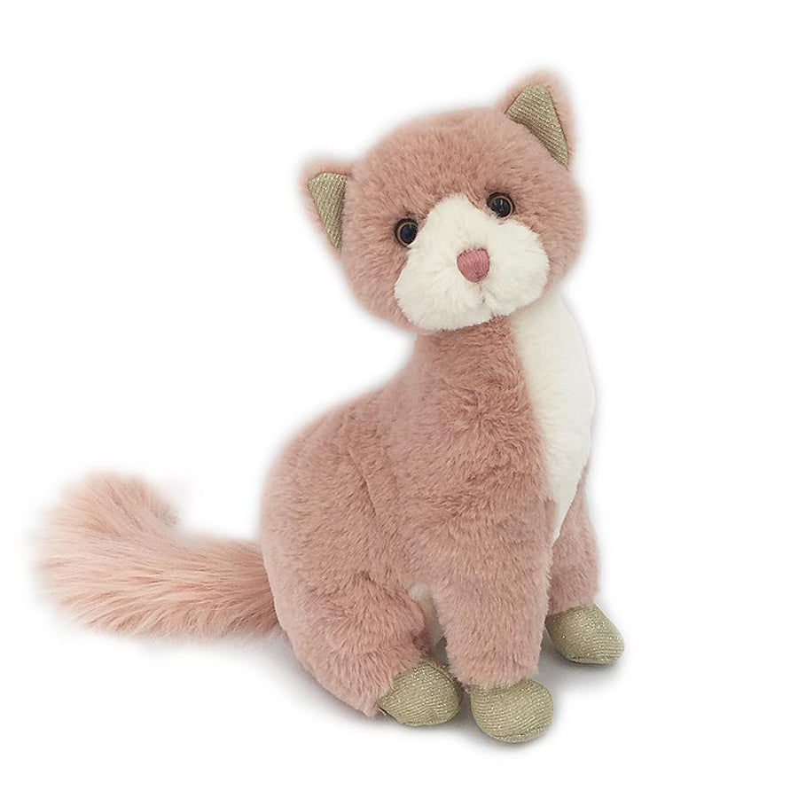 'Callie' Pink Kitty Plush Toy-Mon Ami-Joanna's Cuties
