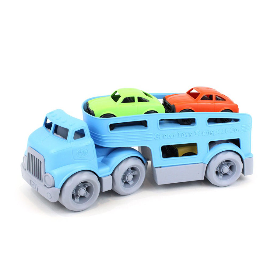 Car Carrier-Green Toys-Joanna's Cuties