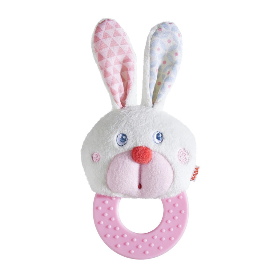 Chomp Champ Bunny Teether-Haba-Joanna's Cuties