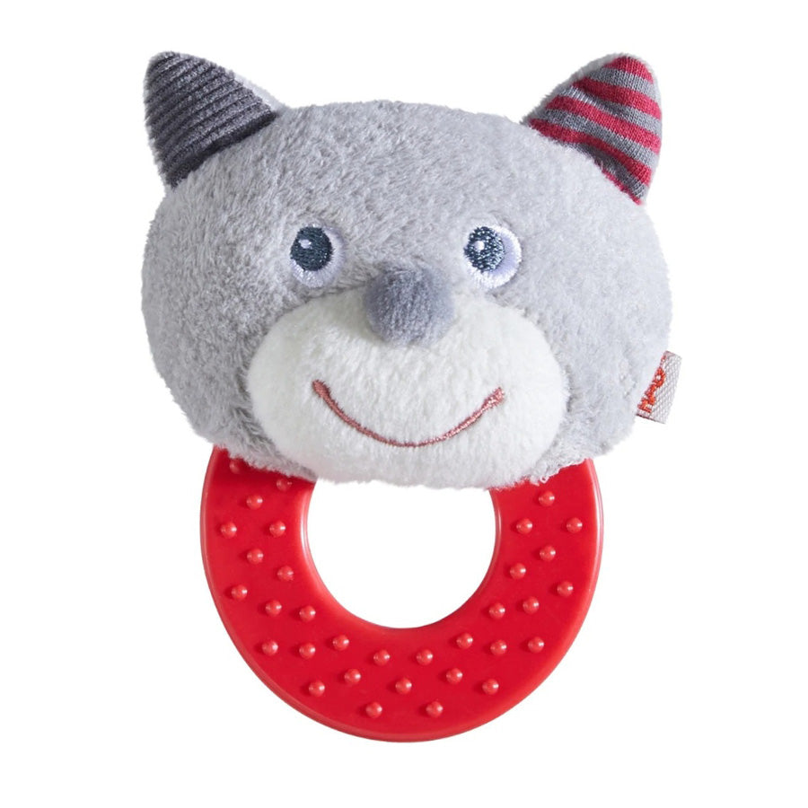 Chomp Champ Cat Teether and Rattle-Haba-Joanna's Cuties