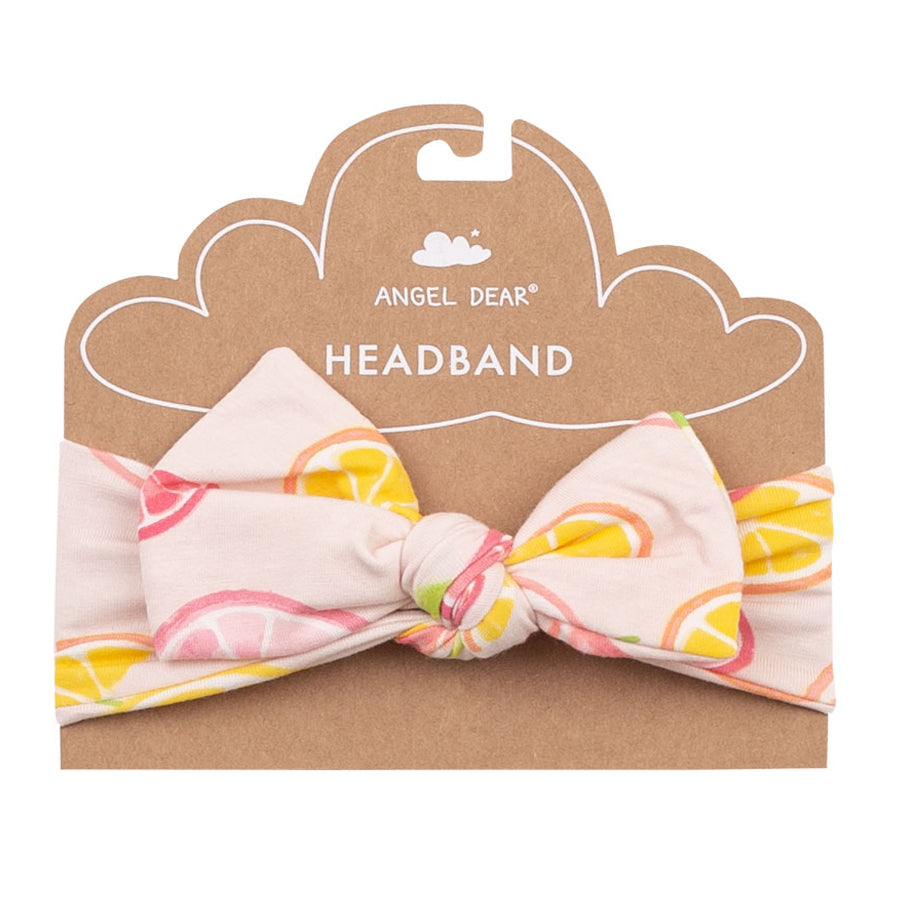 Citrus Headband-Angel Dear-Joanna's Cuties