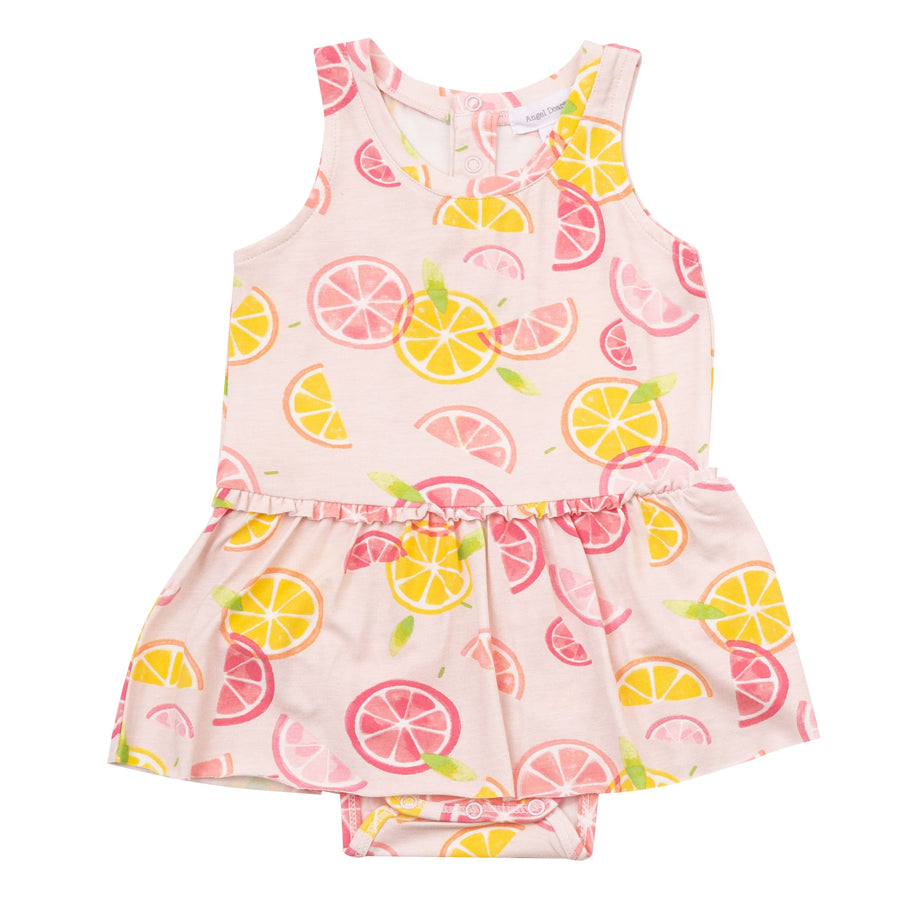 Citrus Skirted Onesie-Angel Dear-Joanna's Cuties