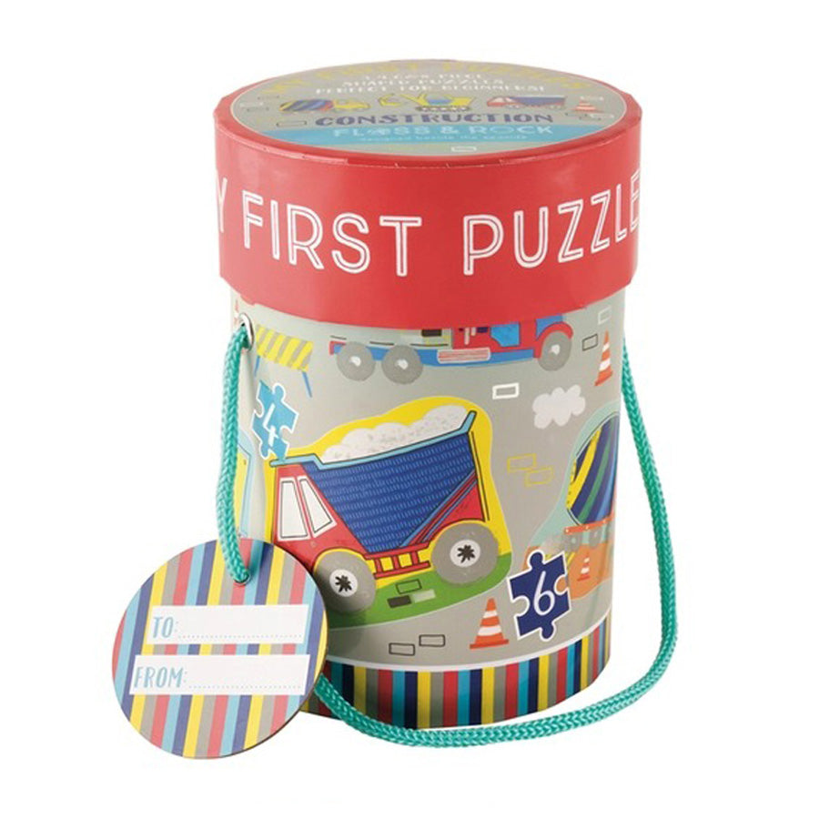 Construction Puzzles-Floss & Rock-Joanna's Cuties