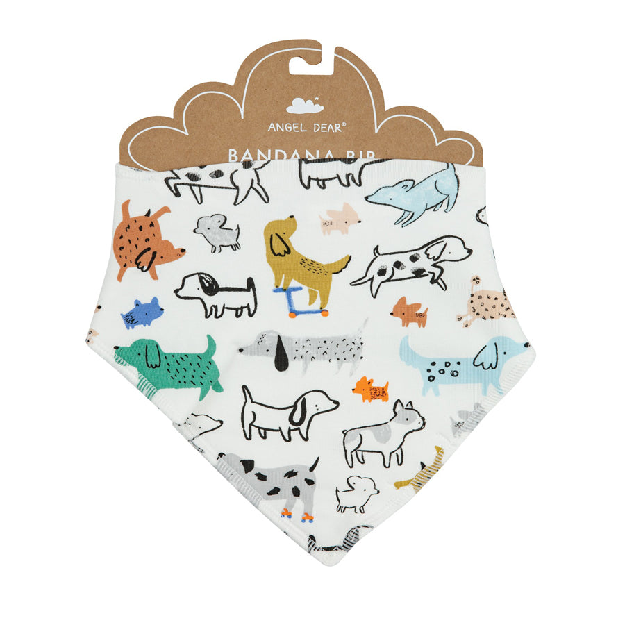 Cool Pups Bandana Bib-Angel Dear-Joanna's Cuties