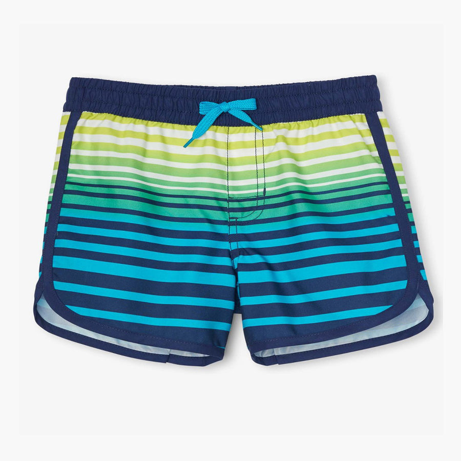Cool Stripes Swim Shorts-Hatley-Joanna's Cuties
