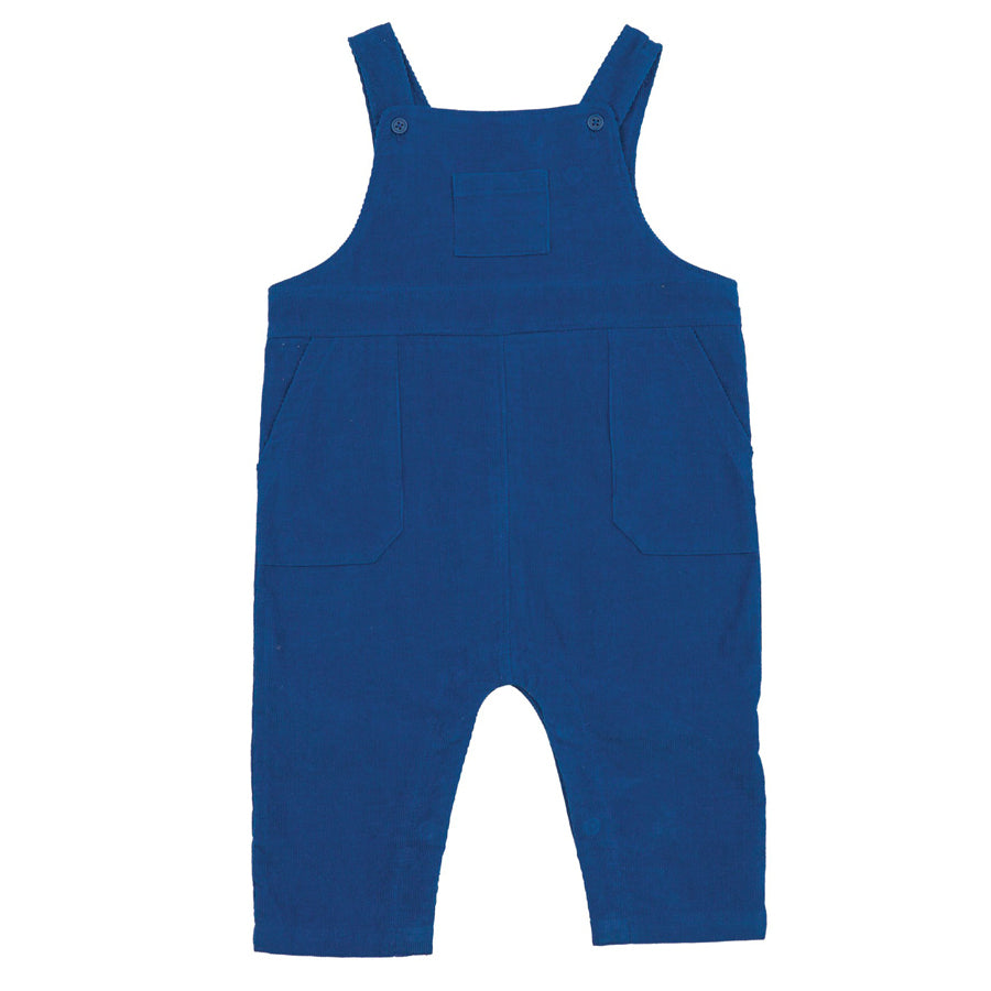 Corduroy Coverall - Navy-Angel Dear-Joanna's Cuties