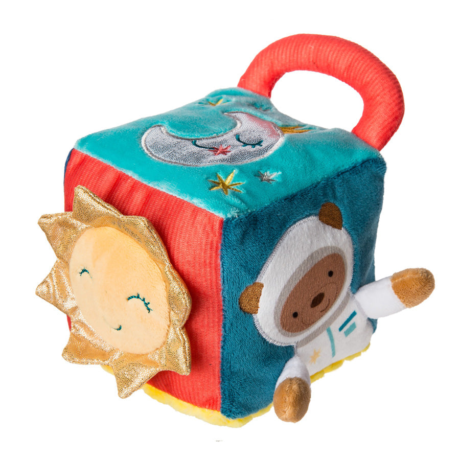Cosmo Cube Rattle-Mary Meyer-Joanna's Cuties