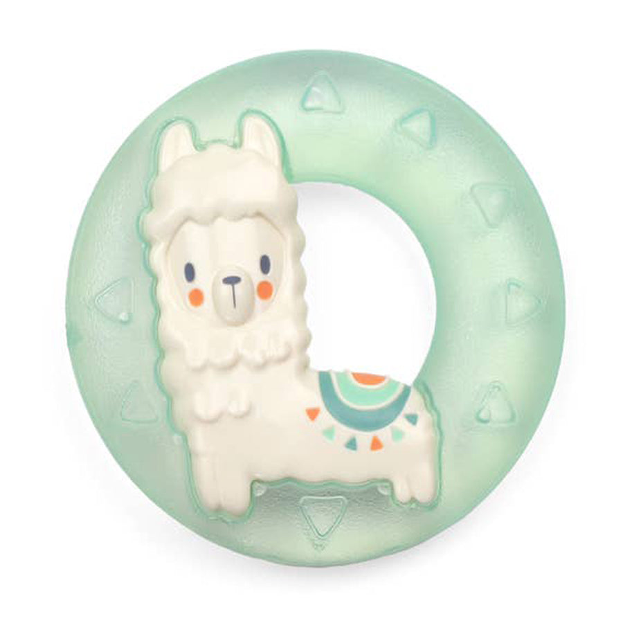 Cute 'N Cool - Llama Water Filled Teether-Itzy Ritzy-Joanna's Cuties