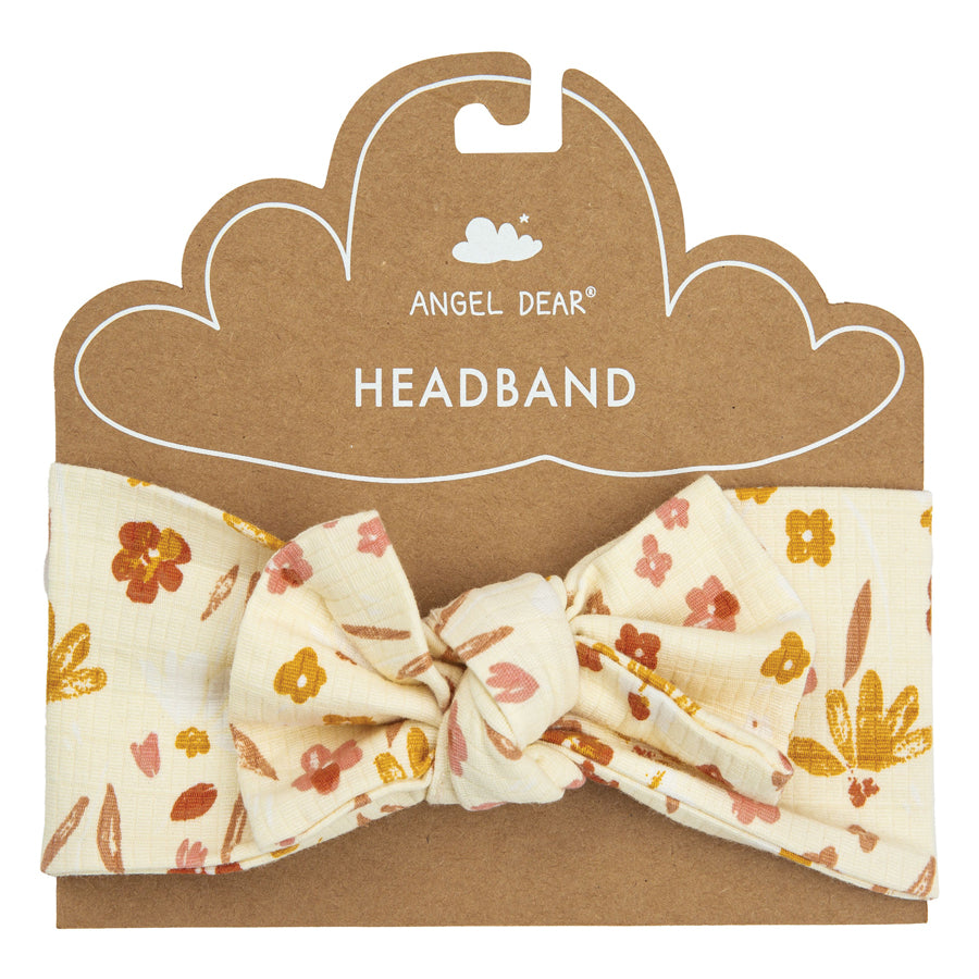 Daisy Baby Headband-Angel Dear-Joanna's Cuties