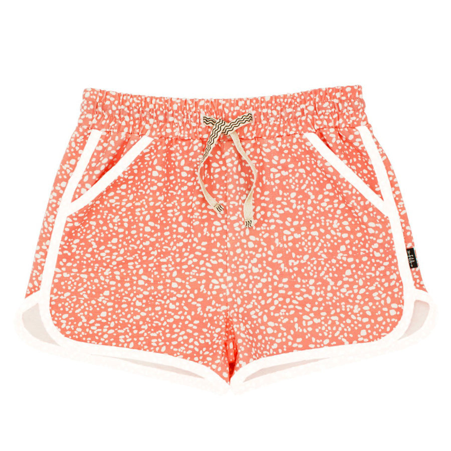 Daisy Short - Coral Crush-Feather 4 Arrow-Joanna's Cuties