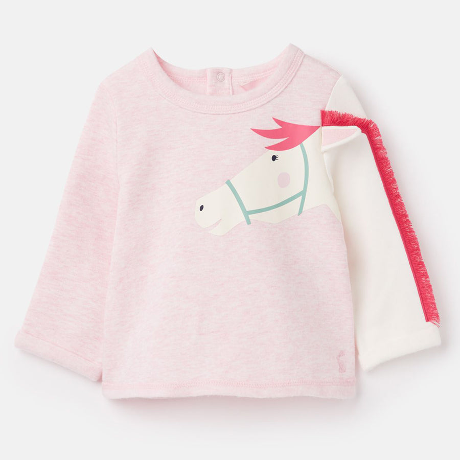 Dash Applique Sweatshirt - Joules - joannas-cuties