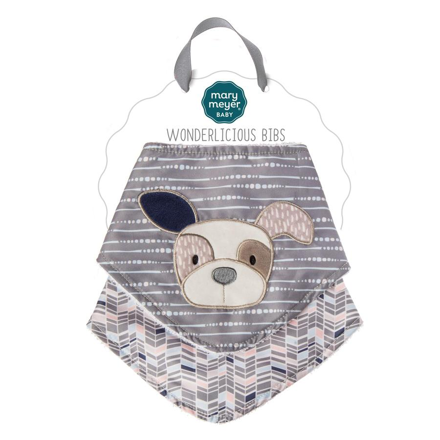 Decco Pup Wonderlicious Bib Set – 15×7″ - Mary Meyer - joannas-cuties