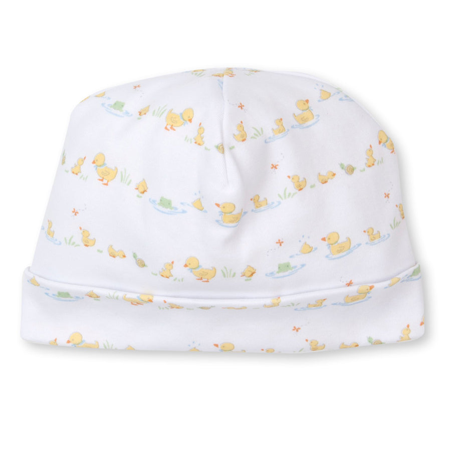 Dilly Dally Duckies Print Hat