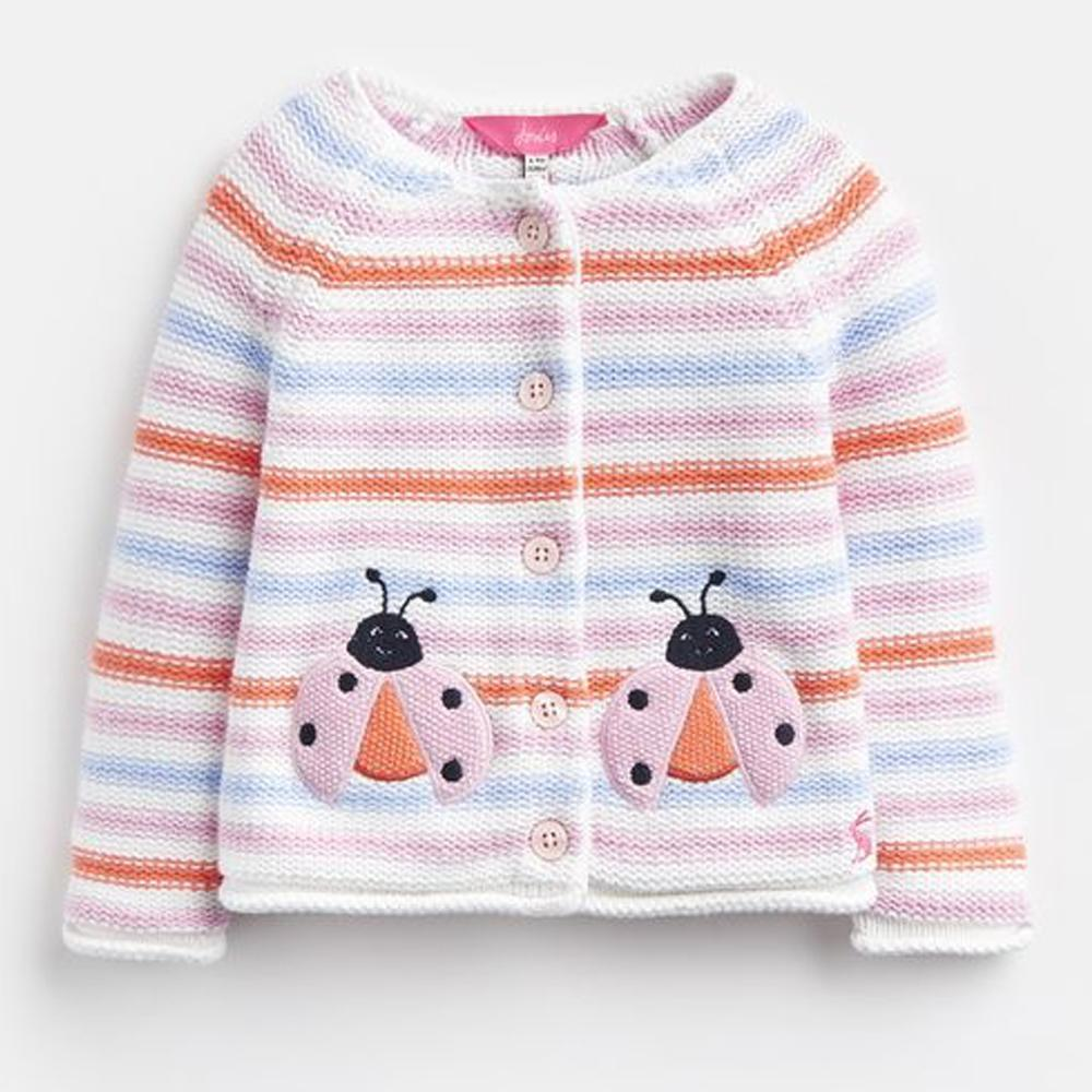 Dorrie Knitted Cardigan, Joules - Joanna's Cuties