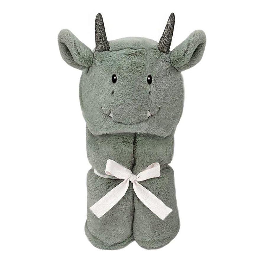 'Dax' Dragon Plush Hooded Blanket-Mon Ami-Joanna's Cuties