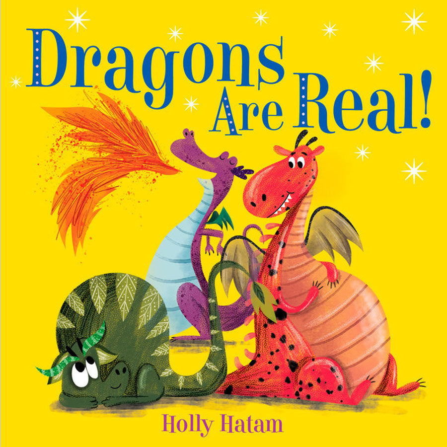 Dragons Are Real!-Penquin Random House-Joanna's Cuties