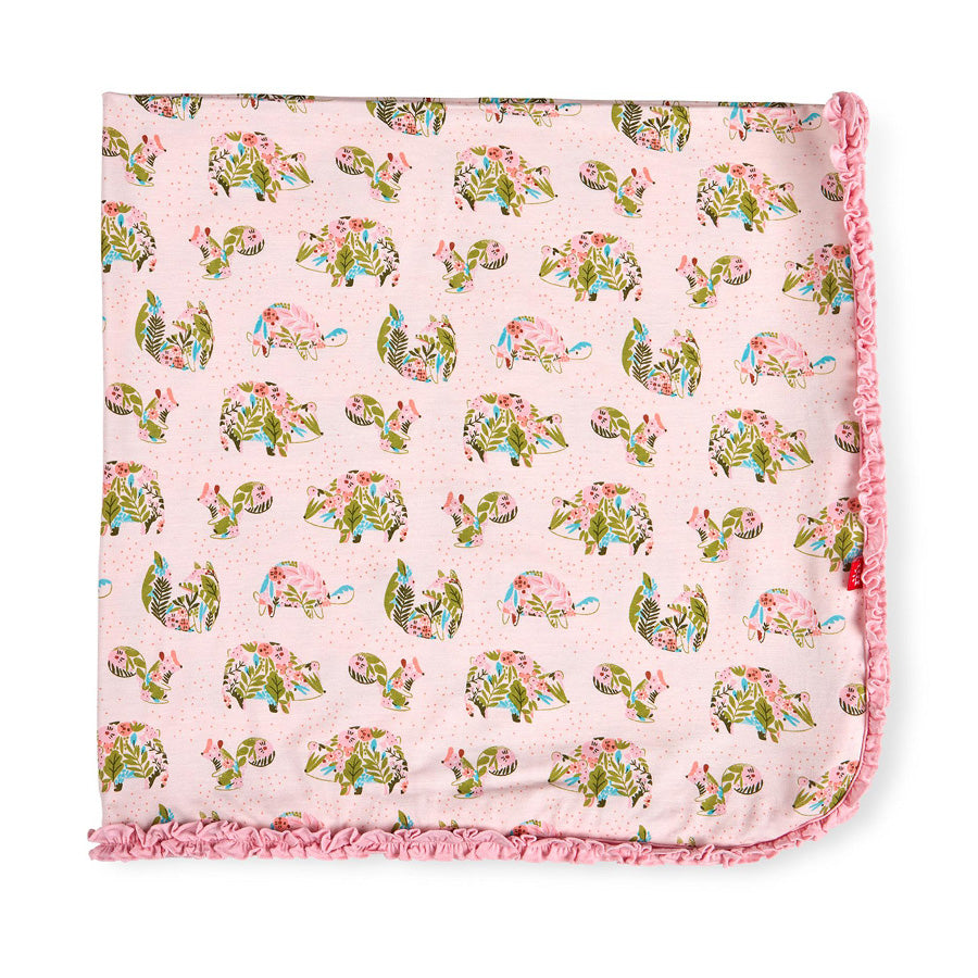 Eden Modal Swaddle Blanket-Magnetic Me-Joanna's Cuties