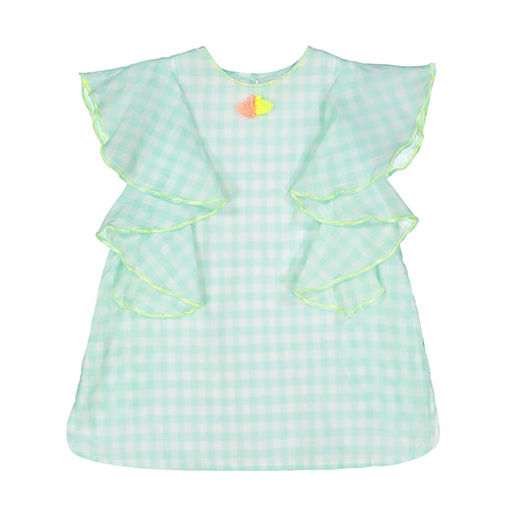 Emilie Gingham Dress - Everbloom - joannas-cuties