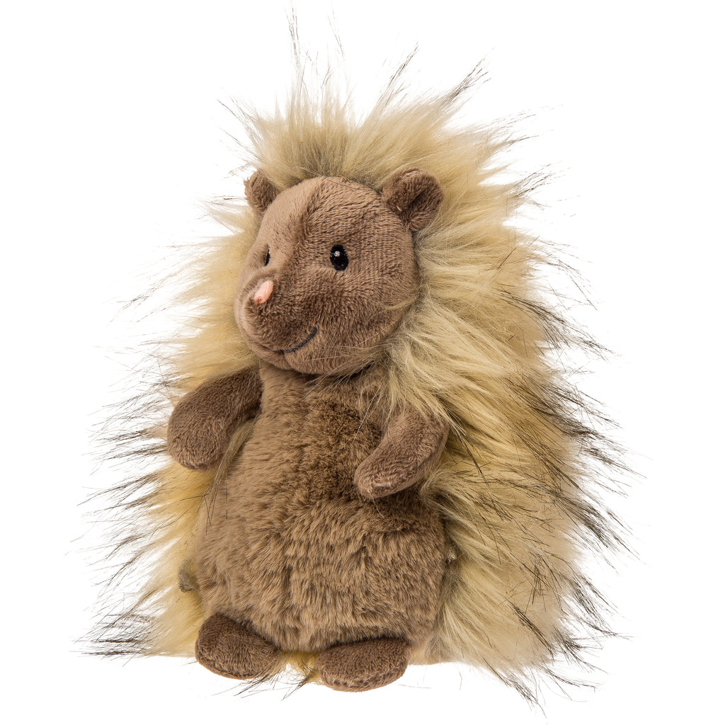 FabFuzz Bristles Hedgehog – 6″ - Mary Meyer - joannas-cuties