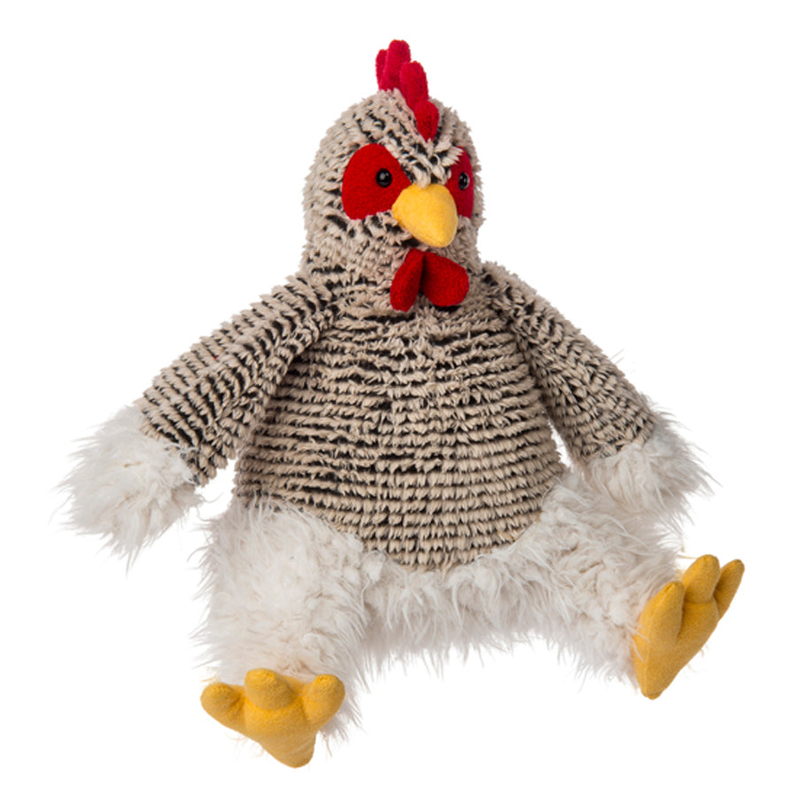 FabFuzz Chicken – 11″-Mary Meyer-Joanna's Cuties