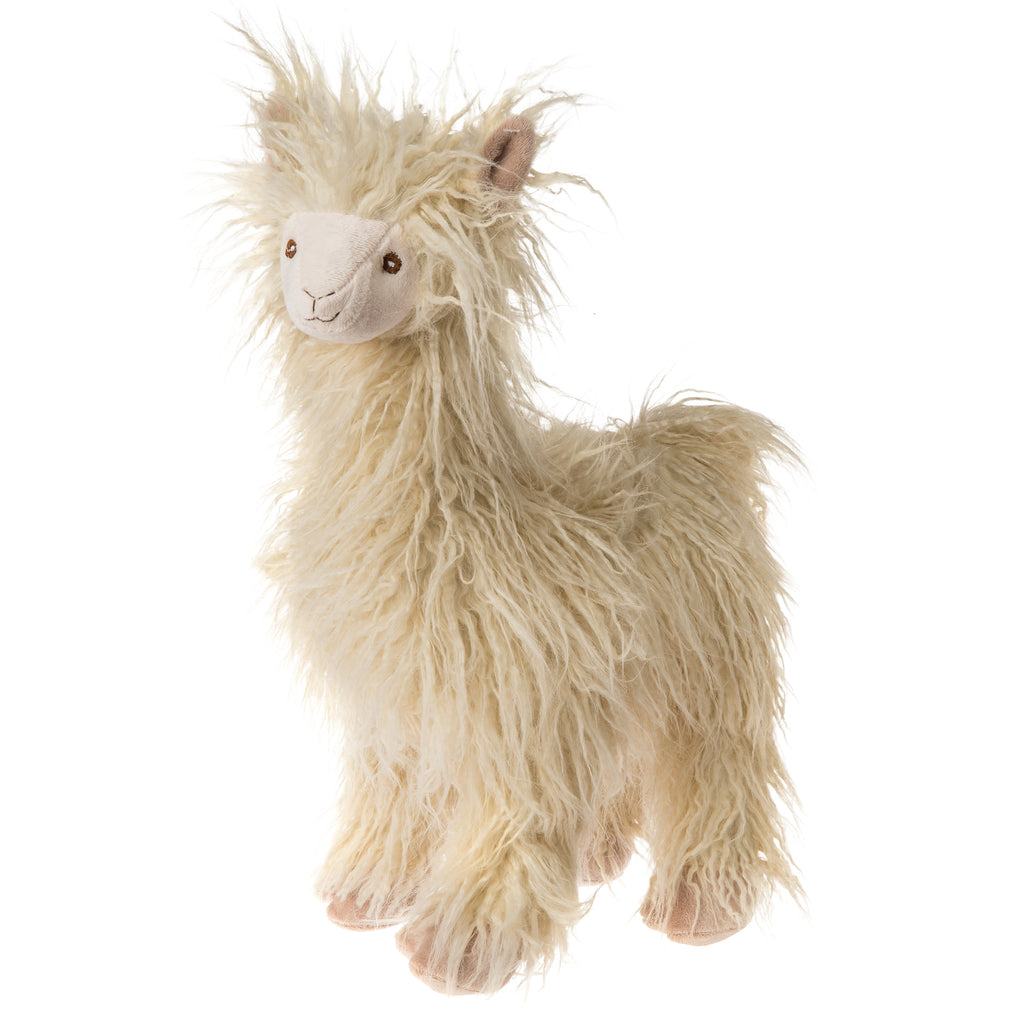 FabFuzz Andy Llama – 18″ - Mary Meyer - joannas-cuties