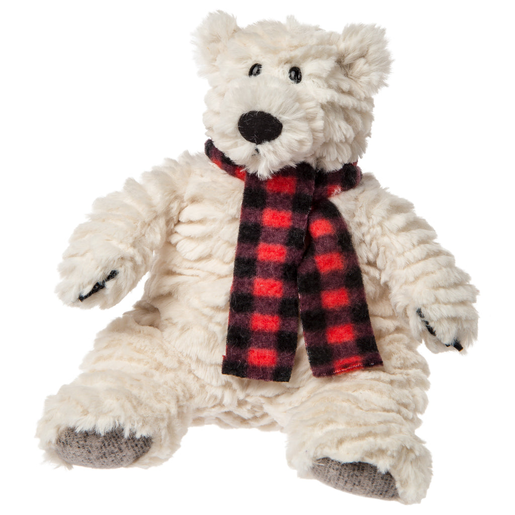 FabFuzz Lil' Laska Bear – 9″ - Mary Meyer - joannas-cuties