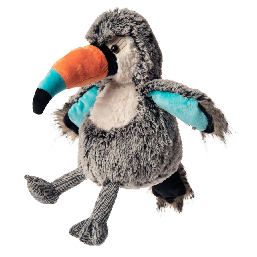 FabFuzz Toucan Stan – 14″-Mary Meyer-Joanna's Cuties