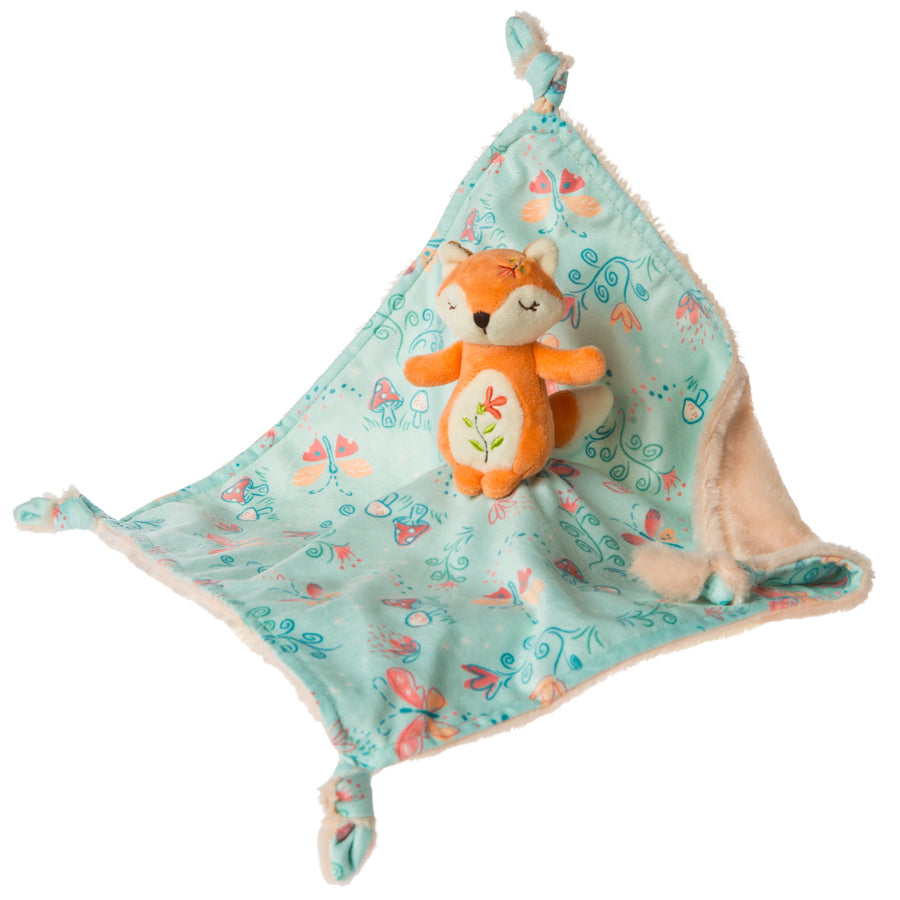 Fairyland Fox Character Blanket