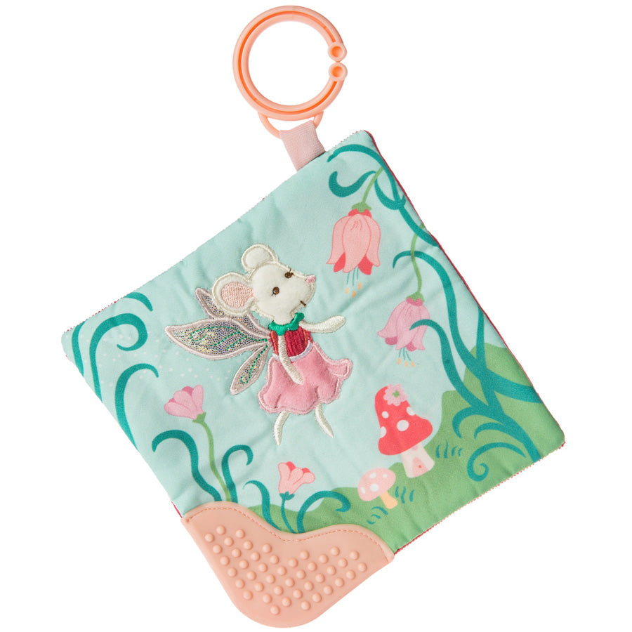 Fairyland Mouse Crinkle Teether