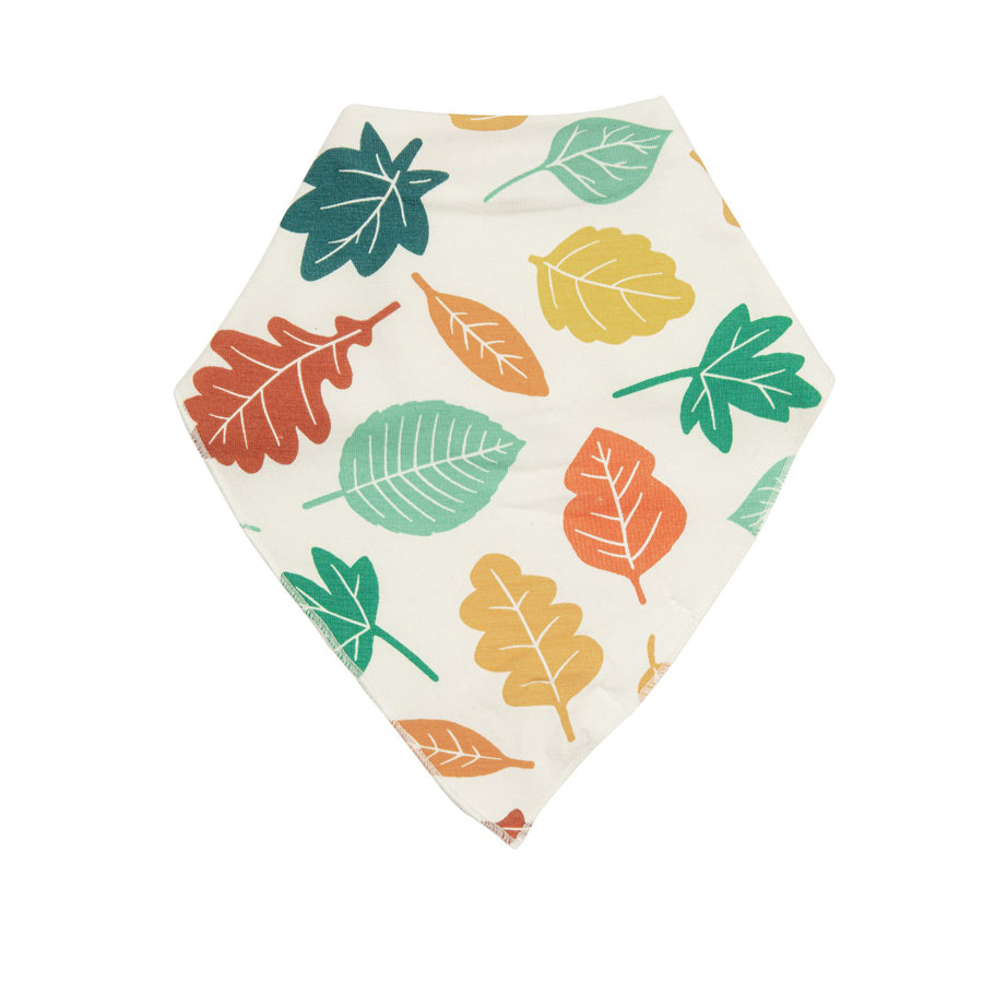Fall Leaves Bandana Bib-Angel Dear-Joanna's Cuties