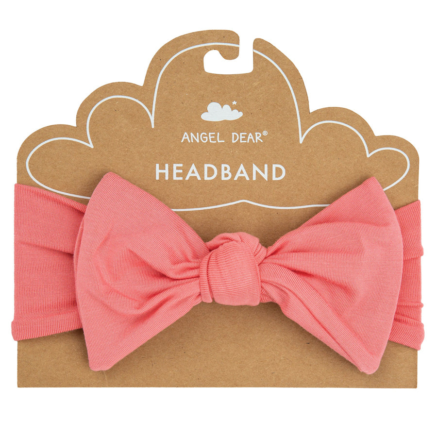 Headband Flamingo Pink-Angel Dear-Joanna's Cuties