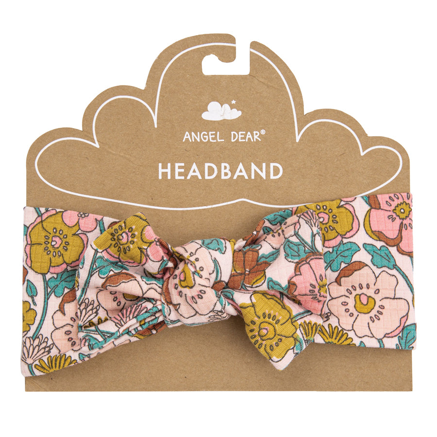 Flower Child Headband-Angel Dear-Joanna's Cuties