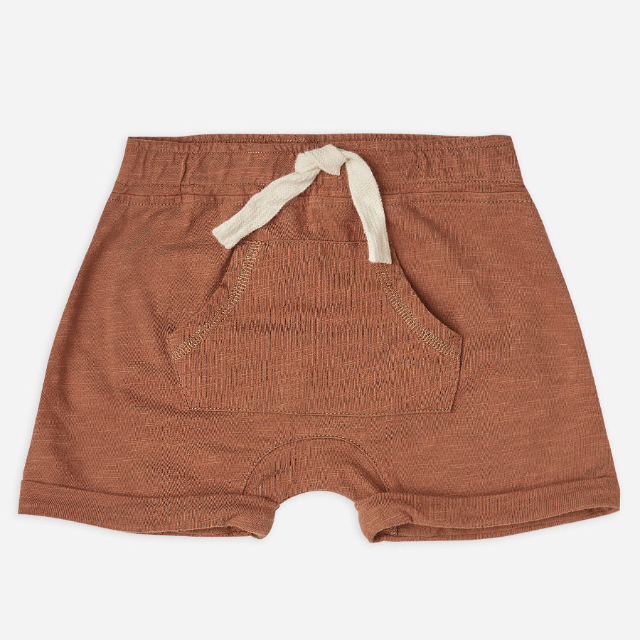 Front Pouch Short - Amber-Rylee + Cru-Joanna's Cuties