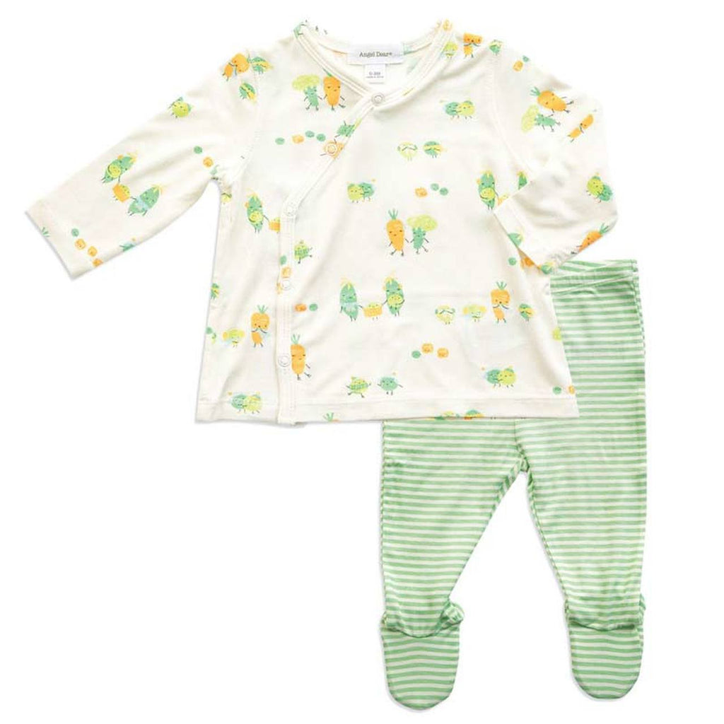 Frozen Veggies 2-Piece Set - Angel Dear - joannas-cuties