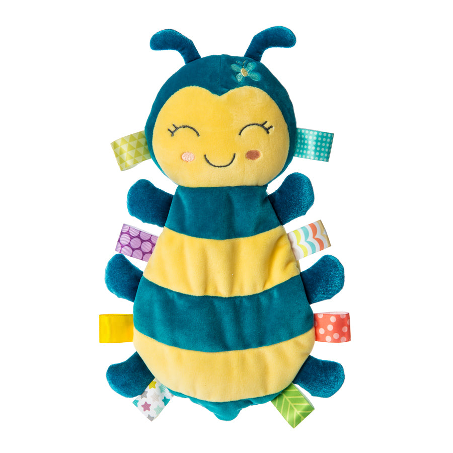 Taggies Fuzzy Buzzy Bee Lovey-Mary Meyer-Joanna's Cuties