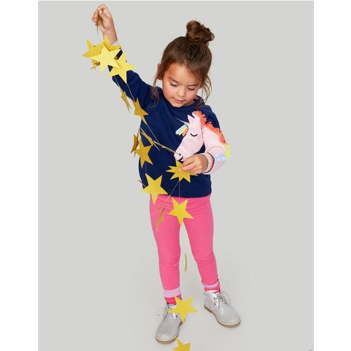 Gee Gee Unicorn Knited Sweater - Joules - joannas-cuties