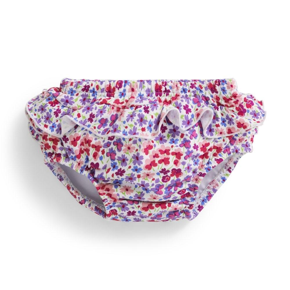 Girls' Pretty Swim Diaper - JoJo Maman Bebe - joannas-cuties