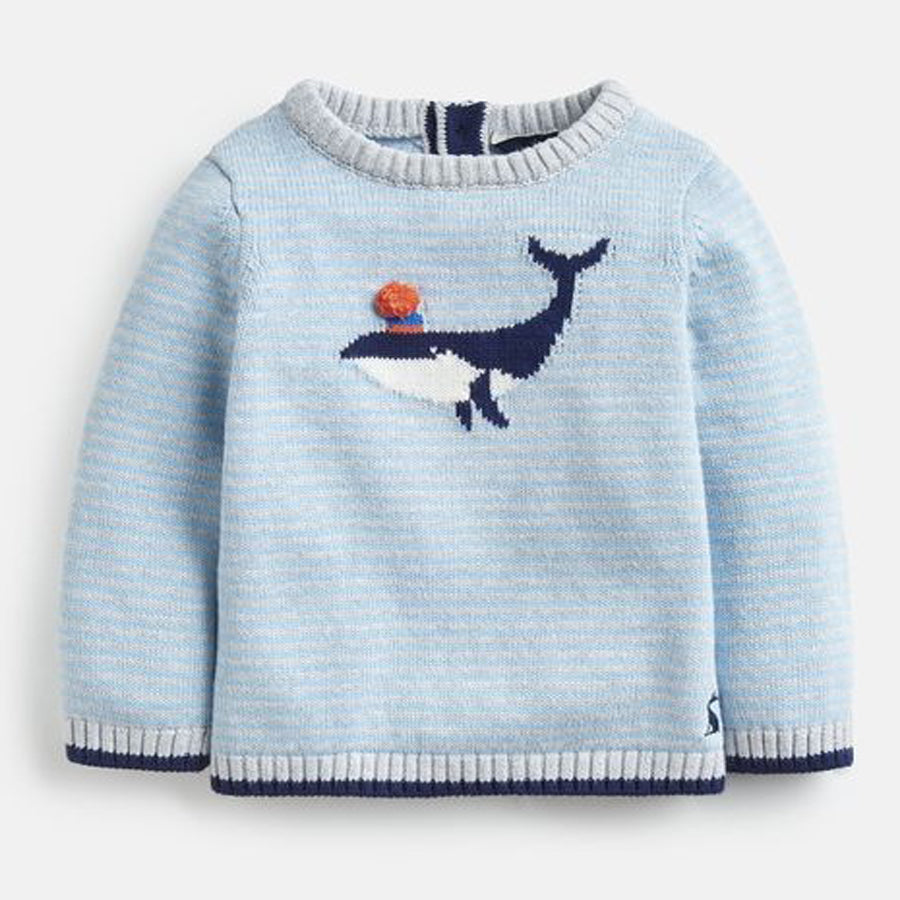 Glee Intarsia Sweater-Joules-Joanna's Cuties