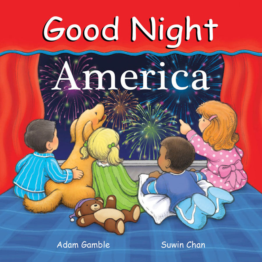 Good Night America-Penquin Random House-Joanna's Cuties