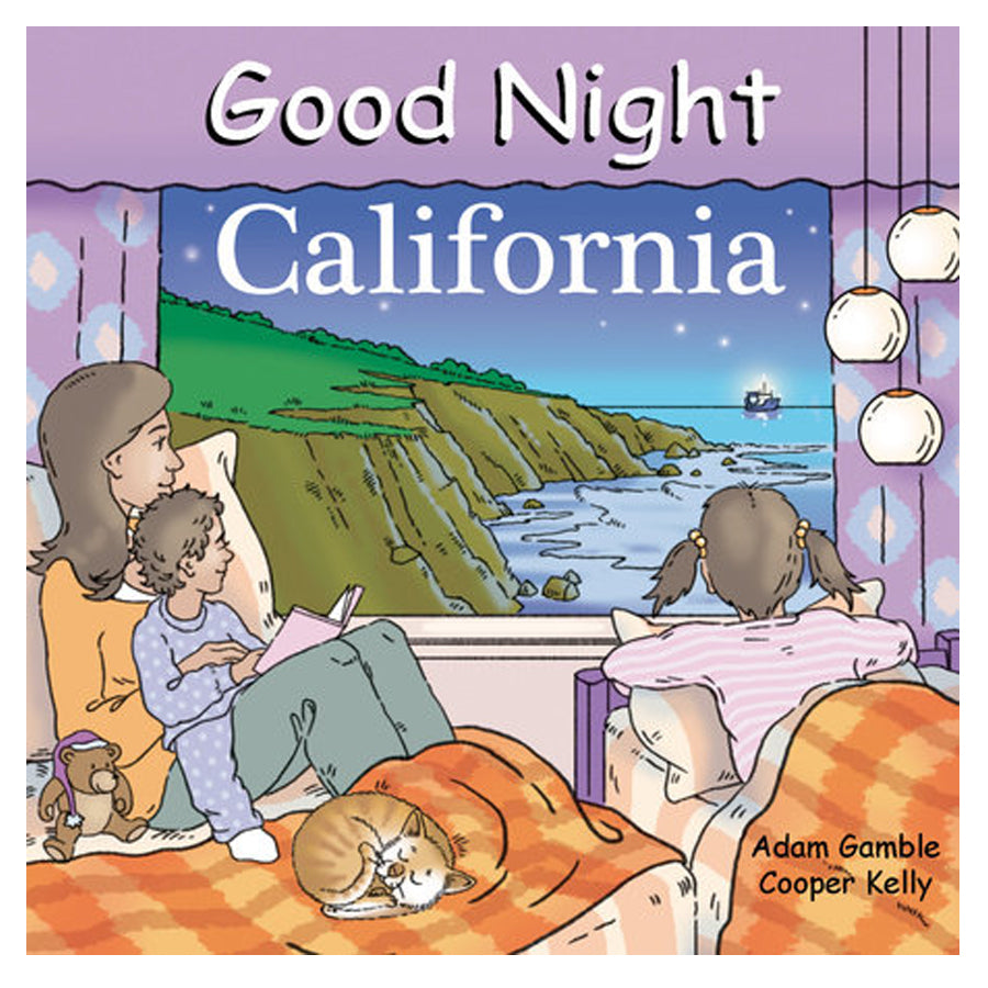 Good Night California-Penquin Random House-Joanna's Cuties