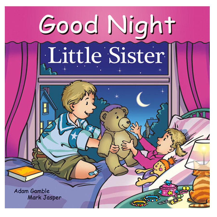 Good Night Little Sister-Penquin Random House-Joanna's Cuties