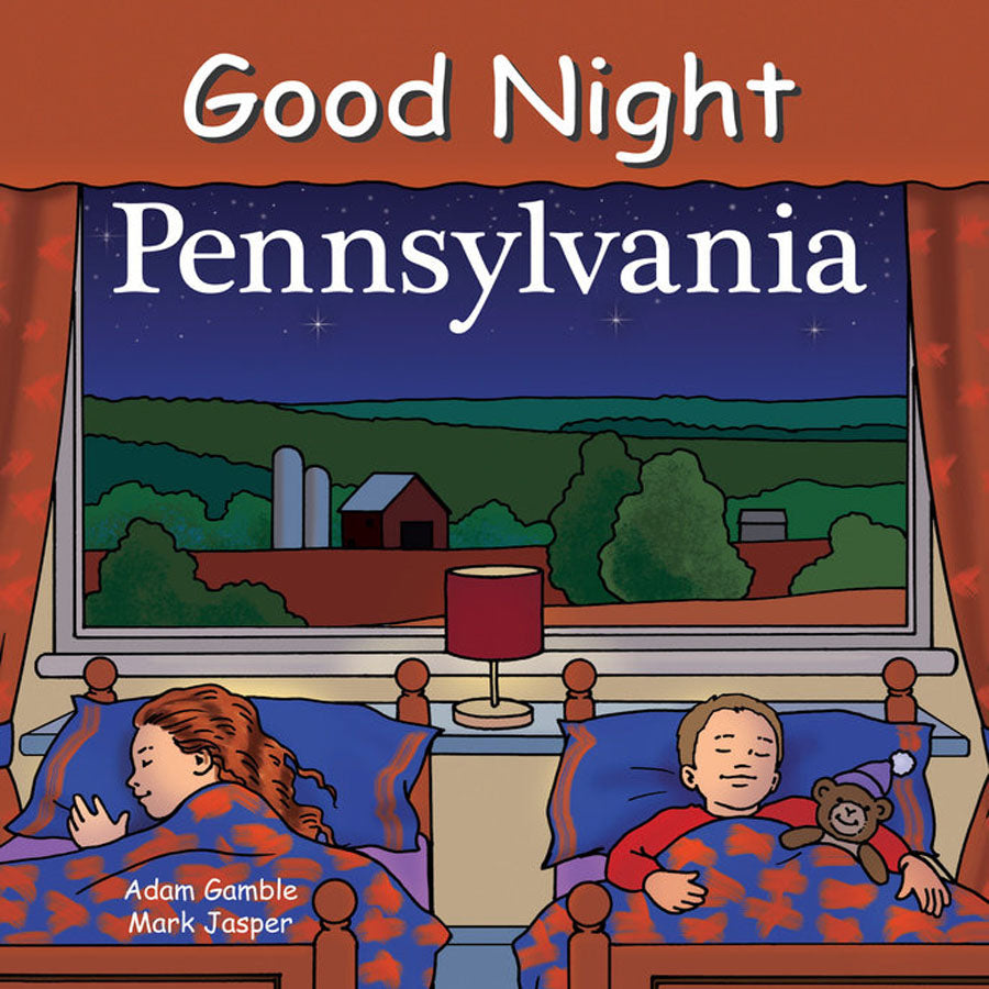 Good Night Pennsylvania-Penquin Random House-Joanna's Cuties