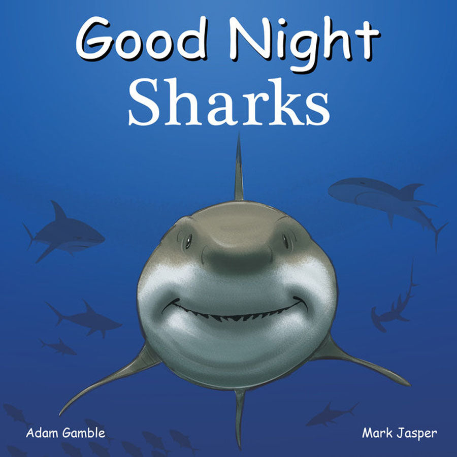 Good Night Sharks-Penquin Random House-Joanna's Cuties